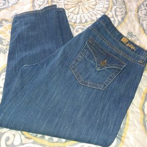 Kut from the Kloth 14p jeans NWT